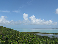 Bottle Creek North Caicos