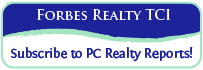 Subscribe to Pine Cay Realty Reports
