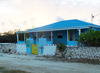 The Genesis House on Salt Cay